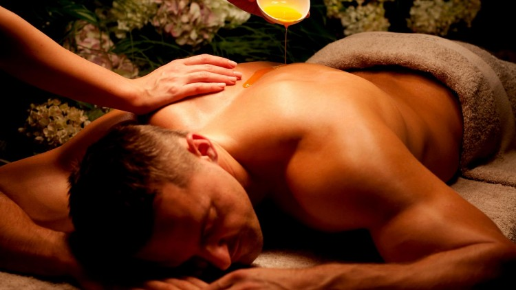Sensual massage in Kiev