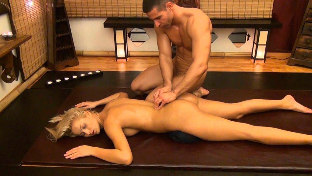 Эротический массаж девушкам