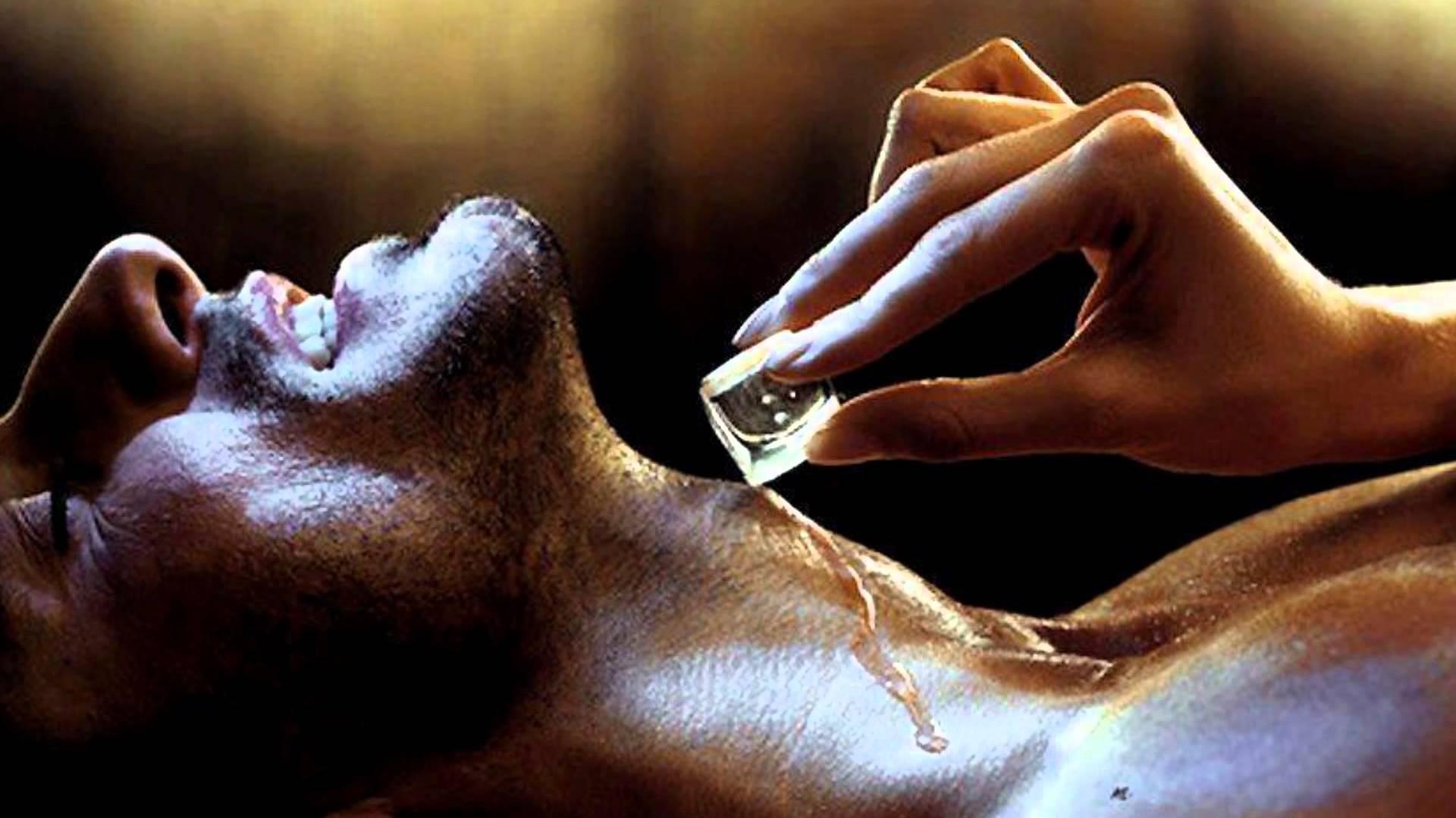 Эротический массаж - страсть