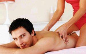 Erotic massage - desire for pleasure